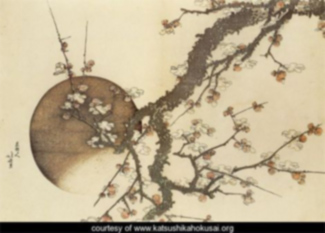 Katsushika Hokusai.