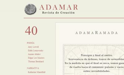 ADAMAR Nº 40