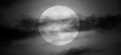 Alta va la luna.  Federico García Lorca