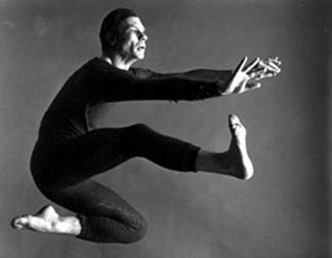 Changeling. Merce Cunningham