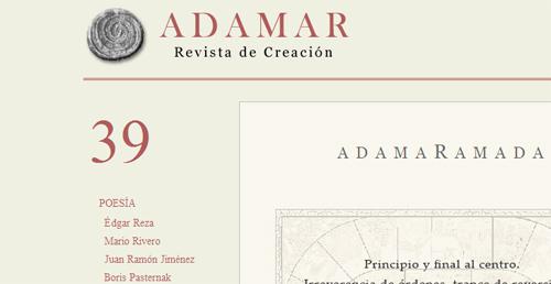 ADAMAR Nº 39